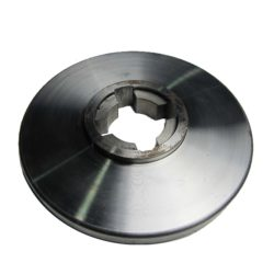БПРР-4,2.02.00.002-01МА Шайба диска випукла (шліцевий переріз)