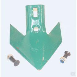 KK193569R Лапа культиваторна 180мм
